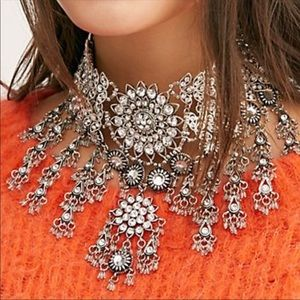 Free People New Rules Choker Necklace